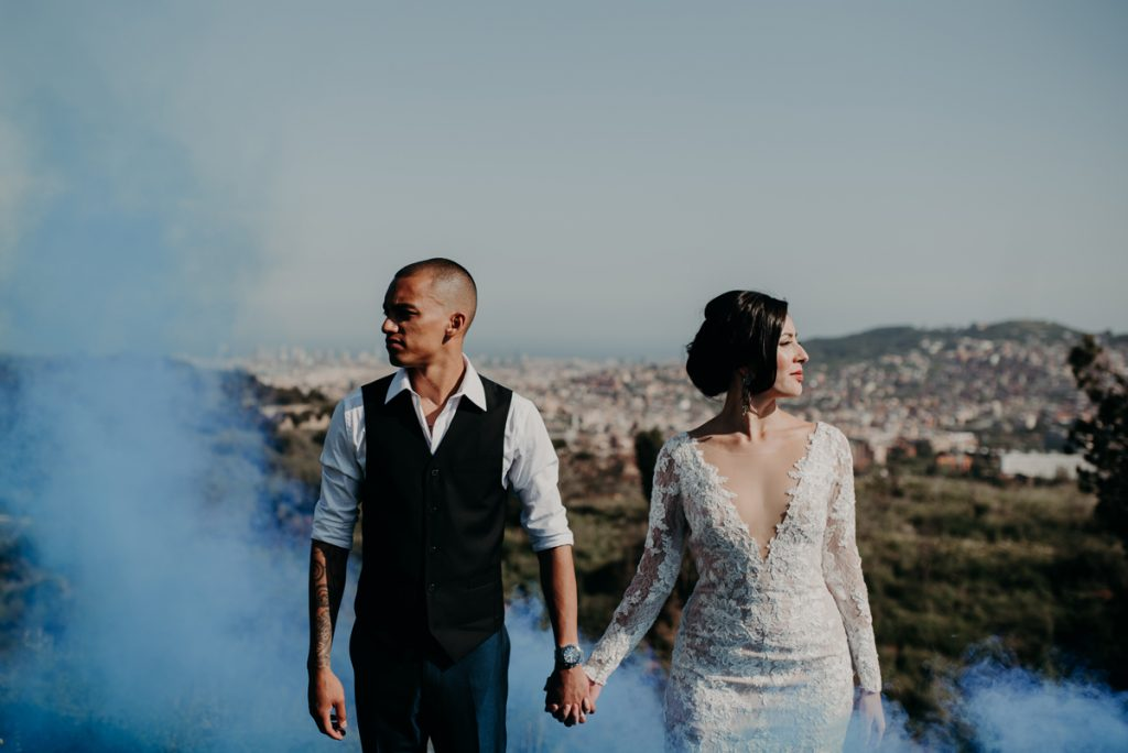 elopement barcelone