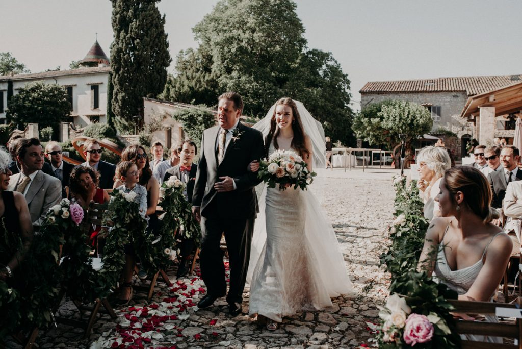 Mariage Commanderie de Peyrassol