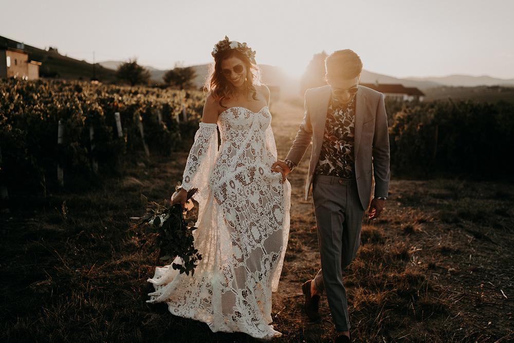france boho wedding mariage