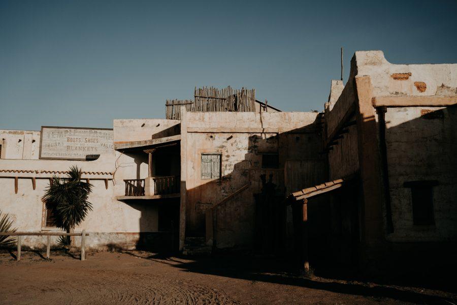 elopement desert