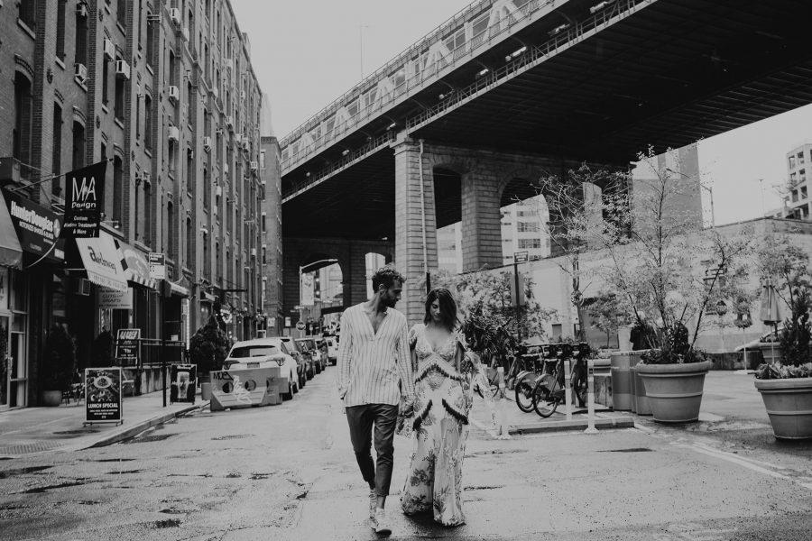 new-york wedding, dumbo, mariage