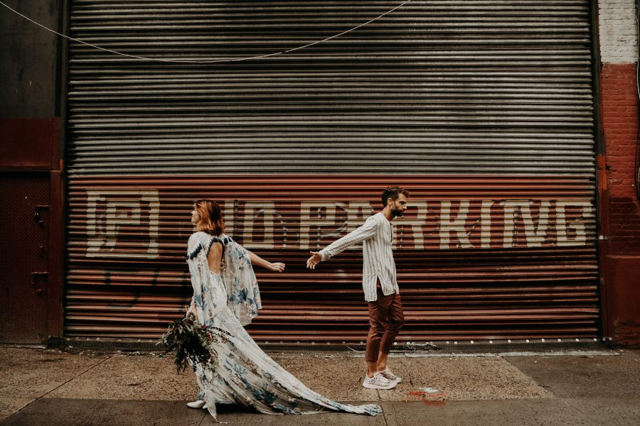 new-york wedding, dumbo, mariage