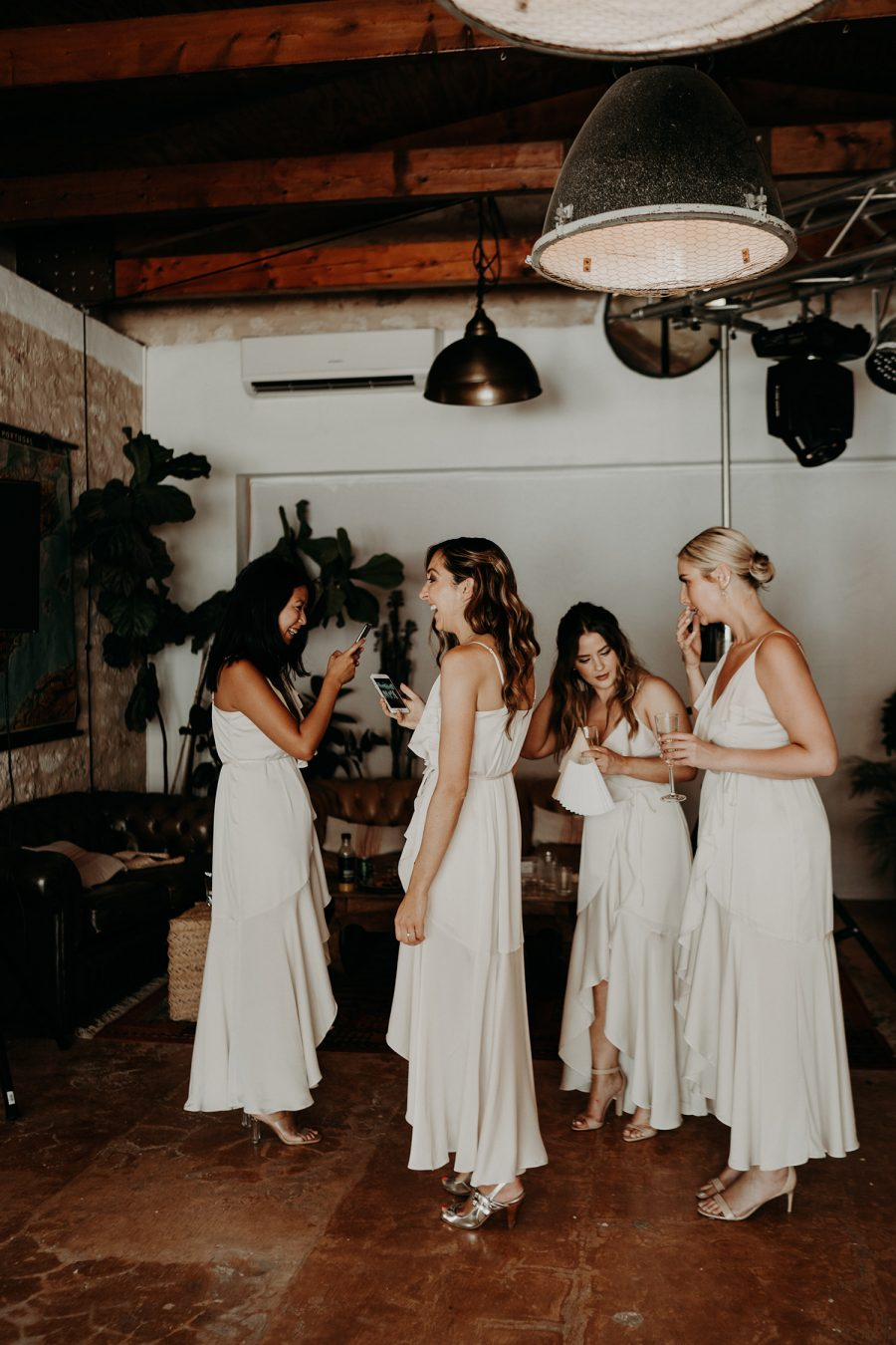 Ibiza wedding mariage bridesmaids