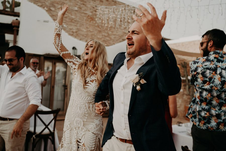 Ibiza wedding mariage