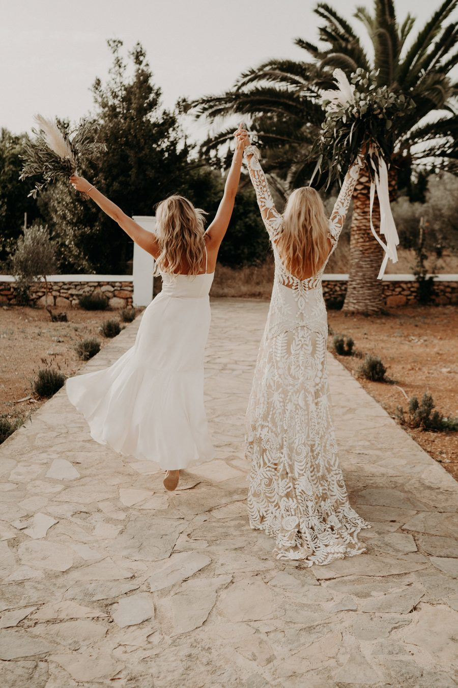 Ibiza wedding mariage maid of honor