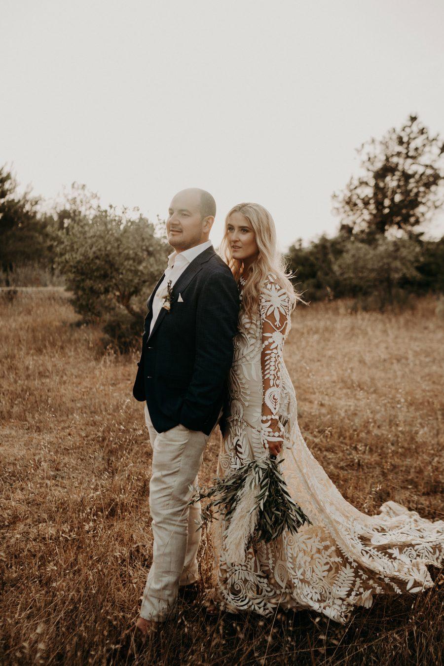 Ibiza wedding mariage boho style