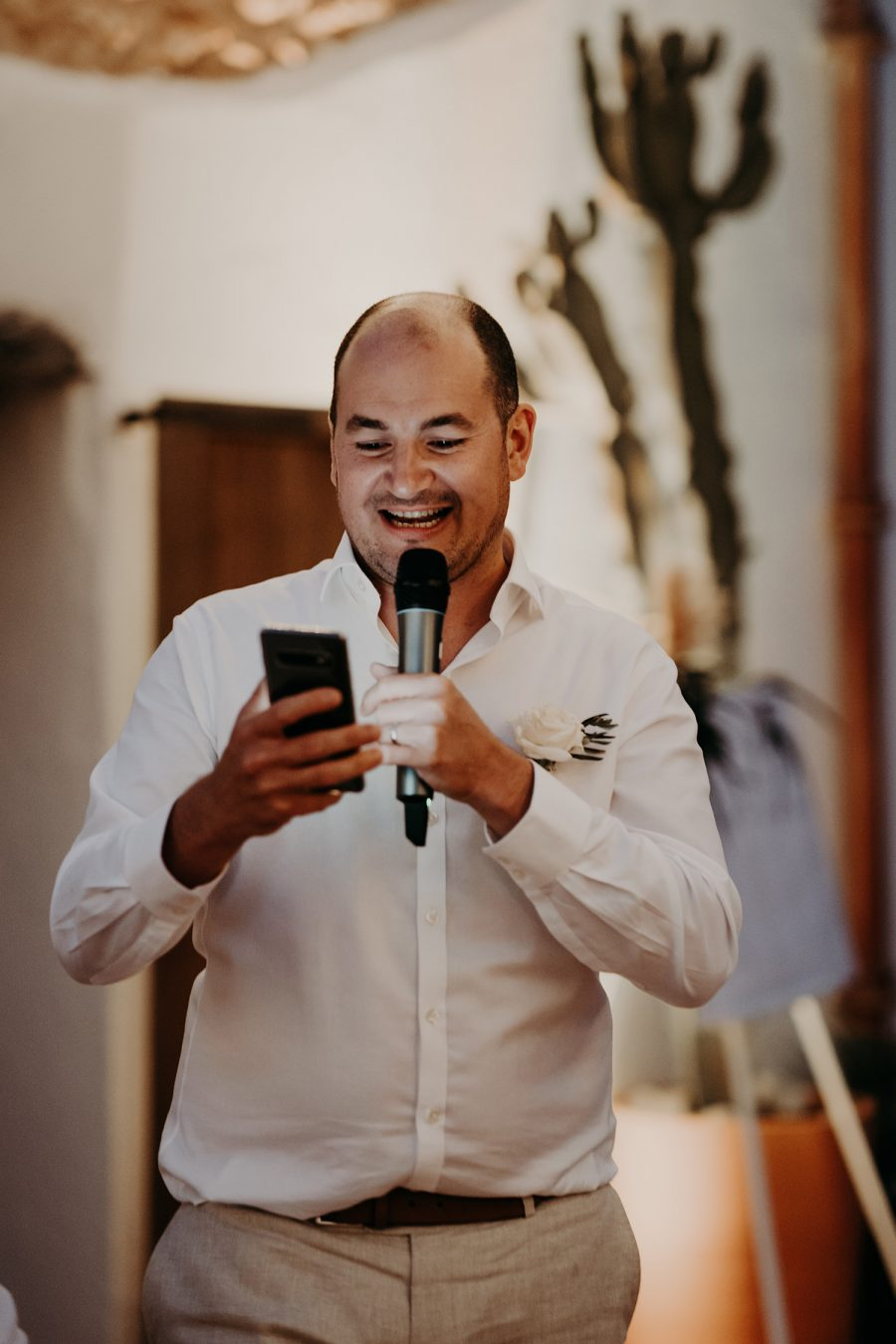 Ibiza wedding mariage speech