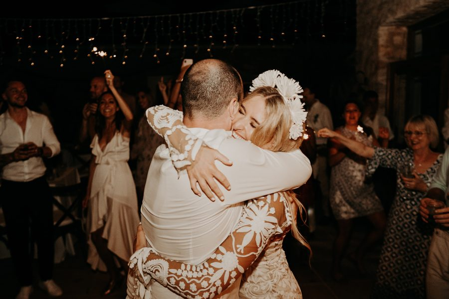 Ibiza wedding mariage first dance