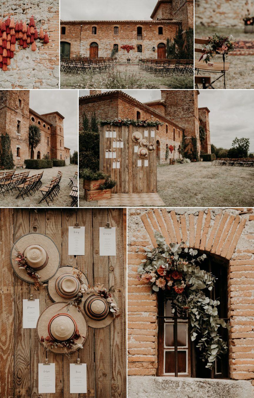 Fajac Toulouse mariage wedding